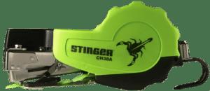 House Wrap Stinger Button Stapler