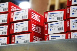 Senco range of fasteners